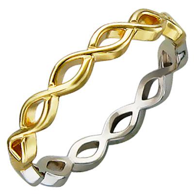 Кольцо из комбинированного золотаКольца<br><br>